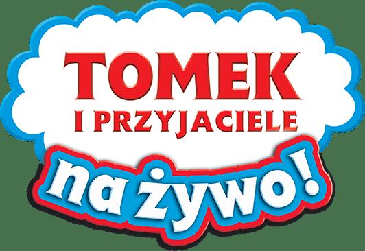 Tomek i Przyjaciele na Żywo - logo